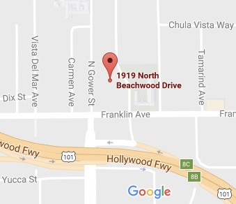 Van Ness Recovery House Google Map